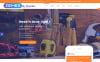 Modello Joomla Responsive #58061 per Un Sito di Impianti Idraulici New Screenshots BIG