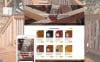 Responsive Woodwork Shopify Teması New Screenshots BIG