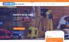 Reszponzív Vízvezetékszerelés témakörű  Joomla sablon New Screenshots BIG