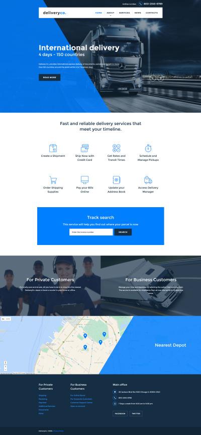 Modèle Web adaptatif  pour site de services de transport