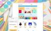 Template OpenCart Responsive #58027 per Un Sito di Cartoleria New Screenshots BIG