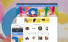 Thème OpenCart adaptatif  pour boutique de cadeaux New Screenshots BIG