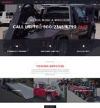 Cars Website  Template 58106