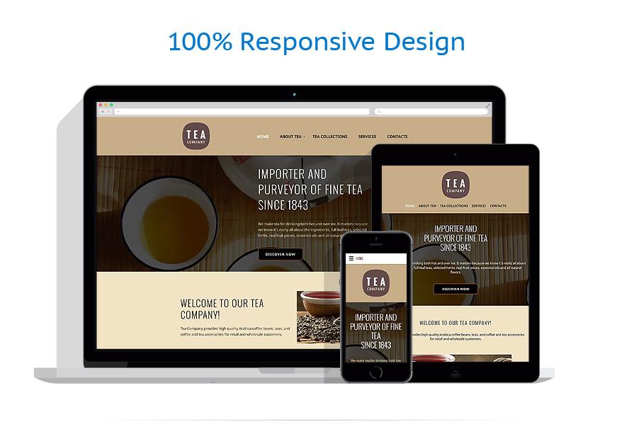 Modèles HTML5 Alimentation et Boissons #58114