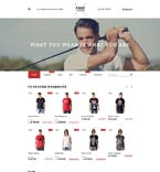 Fashion Shopify Template 58115