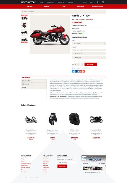 ADOBE Photoshop Template 58117 Home Page Screenshot