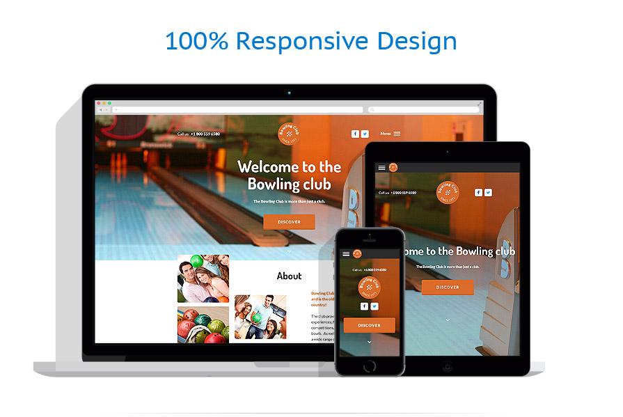 Modèles HTML5 Sport #58121