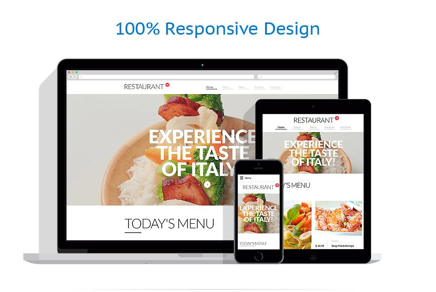 Modèles HTML5 Café et Restaurant #58129