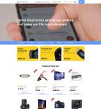 Electronics OpenCart  Template 58140