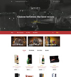 Food & Drink PrestaShop Template 58143
