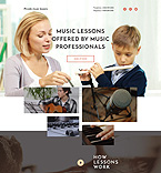 Education Landing Page  Template 58146