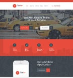 Sport Website  Template 58153
