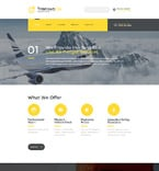 Sport Website  Template 58154
