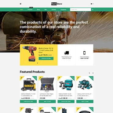 Preview image of ToolsStore