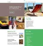 Furniture Website  Template 58175