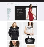 Fashion PrestaShop Template 58177