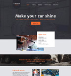 Cars Website  Template 58179