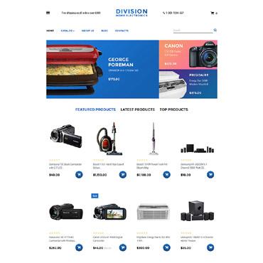 Купить  пофессиональные VirtueMart шаблоны. Купить шаблон #58180 и создать сайт.