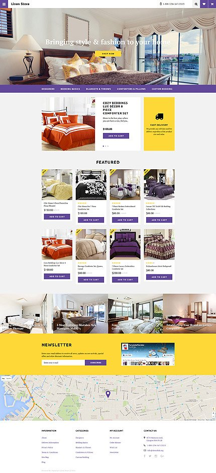 ADOBE Photoshop Template 58189 Home Page Screenshot