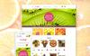"Modello OpenCart Responsive #58166 ""Fruit Gifts"" New Screenshots BIG"
