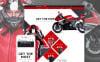 Motorcycle OpenCart Template New Screenshots BIG