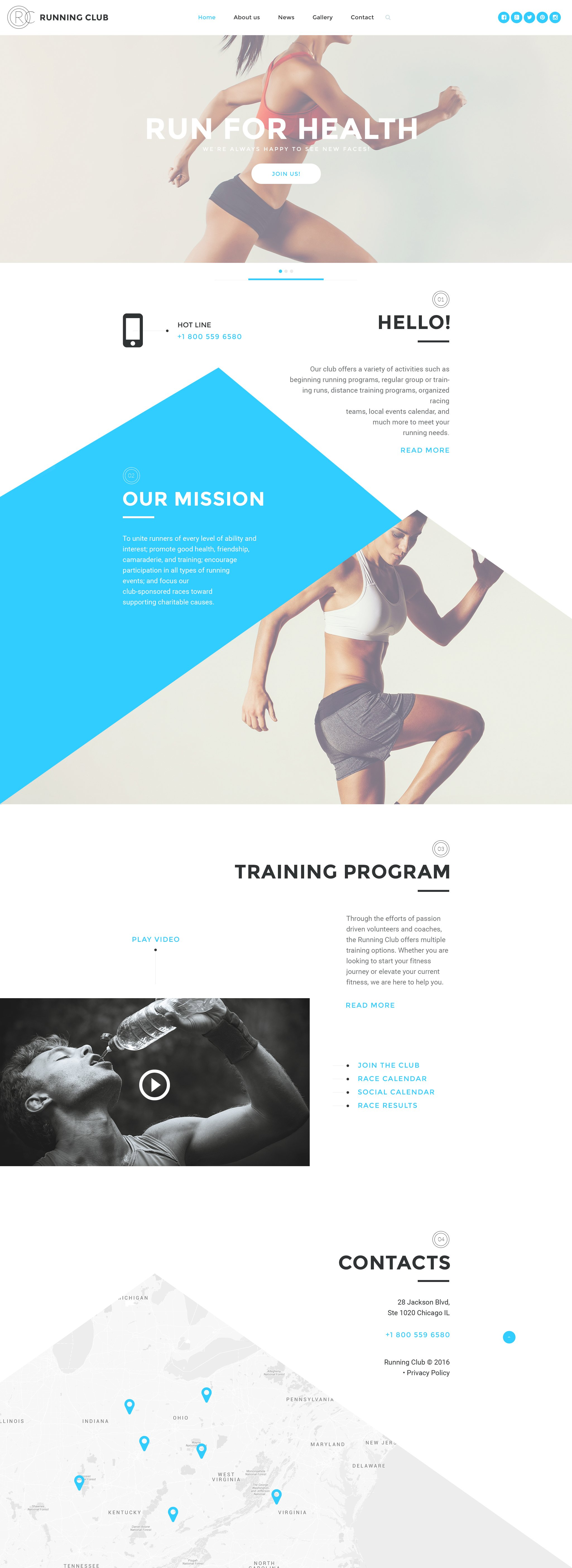 RC Template Web №58185