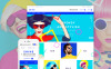 Responsywny szablon OpenCart Shine #58113 New Screenshots BIG