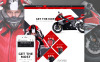 "Template OpenCart Responsive #58117 ""Motorcycle"" New Screenshots BIG"