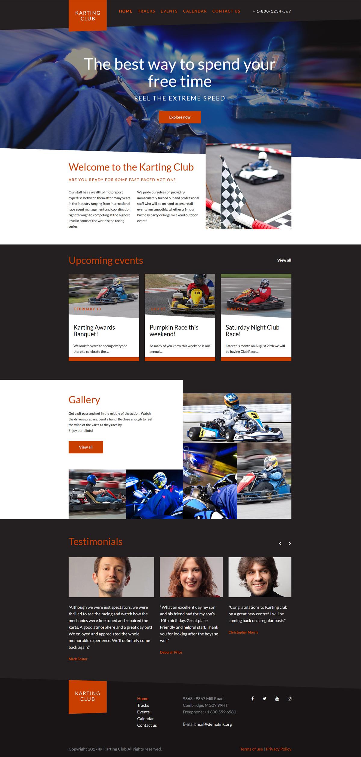 Nett Fußball Club Website Vorlage Galerie - Beispiel Business ...
