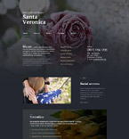 Society and Culture Website  Template 58201