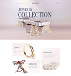 Jewelry OpenCart  Template 58202