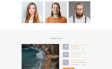 """Discovery Tour - Travel Multipage Clean HTML"" Responsive Website template"