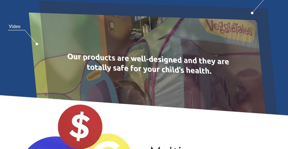 Toys Store Shopify Theme