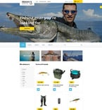 Sport VirtueMart  Template 58215