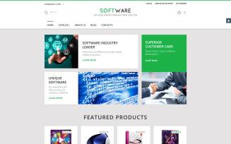 Software VirtueMart Template