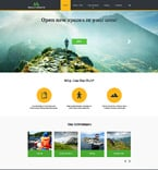 Sport Website  Template 58226