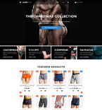 Fashion Shopify Template 58229