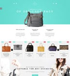 Fashion Shopify Template 58235