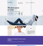 Hotels Website  Template 58253