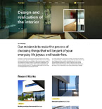 Architecture Website  Template 58280