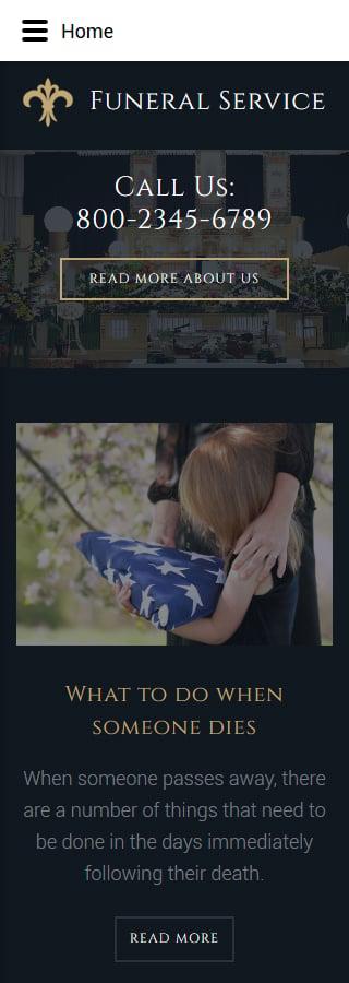 Joomla Theme/Template 58285 Main Page Screenshot