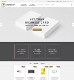 OpenCart  Template 58287