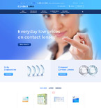 Medical OpenCart  Template 58294