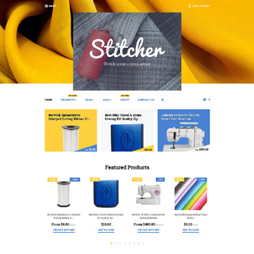 Preview image of Stitcher
