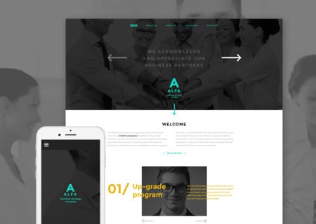Businessman Site