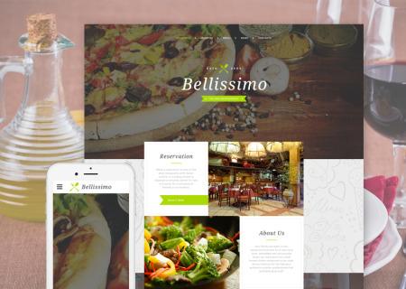 Italian Restaurant Site