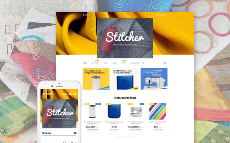 Stitcher Shopify Theme New Screenshots BIG