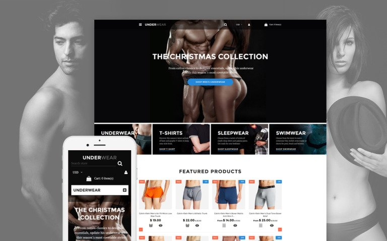 Underwear for Men Shopify Theme New Screenshots BIG