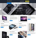 Electronics Website  Template 58310