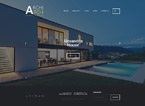Architecture Website  Template 58314